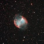 Nebulosa M27 con Edge HD 925