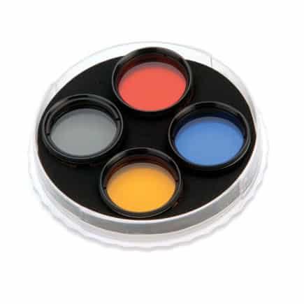 Set 4 Filtri 31.8mm