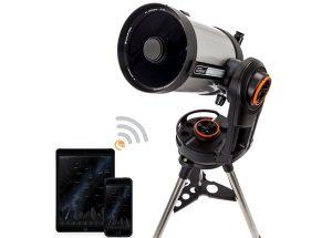 Consigli Settaggio Wi-Fi Telescopi Celestron