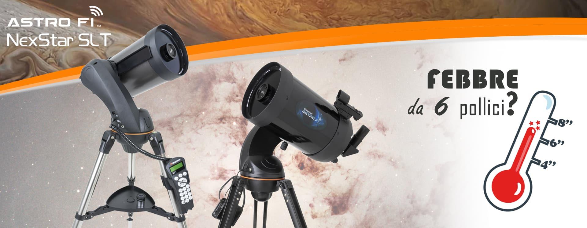 "Telescopi Schmidt-Cassegrain 6"""