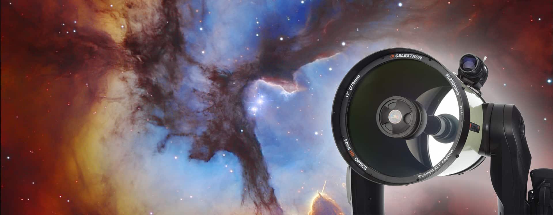 Esplora l'Universo con i Telescopi Celestron!